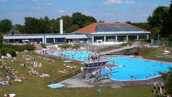 Schwimmbad in Bremervörde